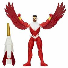 Marvel Avengers Assemble Sky Attack Falcon Figure