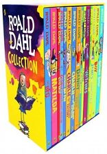 Roald Dahl Phizz Whizzing 15 Book Collection Gift Box Set in Slipcase