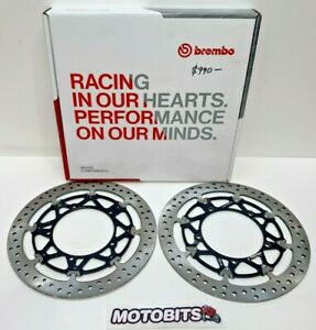 YAMAHA R1 & R6 BREMBO FRONT DISC 208A98548