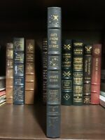 GIFT FROM THE STARS - JAMES GUNN -EASTON PRESS - SIGNED FIRST EDITION W/ COA