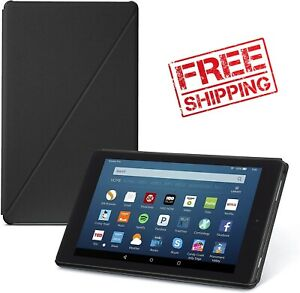 Authentic Amazon Fire HD 8 Case (6th Generation), Black - FREE SHIPPING!
