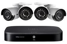 Lorex LX1081-44 1080p HD 8-Ch. Security System with Four 1080p HD Bullet Cameras