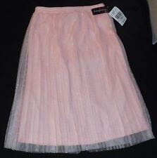 NEW girls  XTRAORDINARY pink skirt  Size medium
