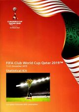 More details for 2019 fifa club world cup in qatar - incs liverpool (both programmes)