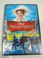 Mary Poppins Walt Disney - DVD + Extras Region 2 Español Ingles Portugues - 3T