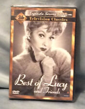Best of Lucy and Friends (DVD, 2007, 4-Disc Set) Sealed New