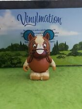 "Disney Vinylmation 3"" Park Set 1 Beauty and the Beast Philippe Horse"