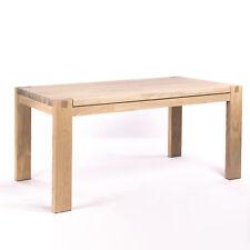 Esstisch Frassino Massivholz Esche Natur geweißt 160x90 Esszimmer Tisch massiv