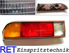Rückleuchte hinten links Opel Manta B original mit Lampenträger roter Rahmen