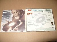 Reggae Classics, Vol. 1 Serious Selections cd 12 tracks 1995 Rare