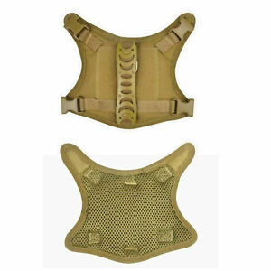 Tactical Adjustable Cat Puppy Small Dog military Vest Harness Rubber Handle