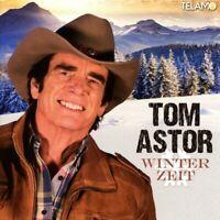 TOM ASTOR - WINTERZEIT   CD NEU
