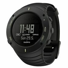 Suunto SS021371000 Core Ultimate Black Watch Compass Weather Altimeter UK SELLER
