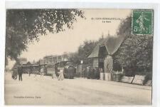 14 LION HERMANVILLE , LA GARE , LE TRAIN