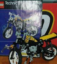 Lego Technic Motorrad Set 8838