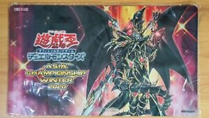 Yu-Gi-Oh! Official Play Mat Asia Championship Winter 2020 Red Eyes Dark Dragoon