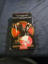 Iron Monkey (VHS, 2002, English Dubbed) Unmask The Legend Action Martial Arts