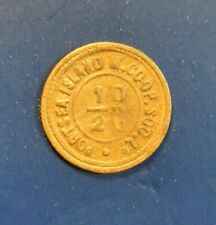 More details for portsea island mutual co-op. society  1/2d token. this value is very rare
