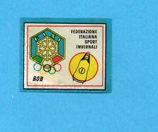 CAMPIONI SPORT 1969-70-PANINI-Figurina-41 B- BOB -Stemmino/Badge-Rec