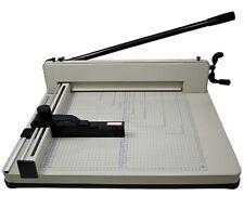 MANUAL PAPER CUTTER 17″ MODEL 858-A3 Guillotine Paper Cutter