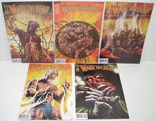 IDW Comics WAKE THE DEAD 1-5 Complete SET Run 2003 Steve Niles 30 Days