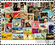 More details for arab states : 300 different stamps collection