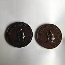 Muzzle loaders association of great britain medals x 2