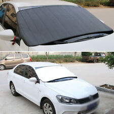 CAR AUTO WINDOW SUNSHADE VISOR FRONT WINDSHIELD SUN SHADE SHIELD UV COVER PRO