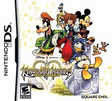 Kingdom Hearts Re:Coded [Nintendo DS DSi, Disney Action Adventure RPG] Brand New