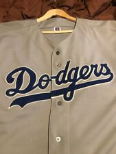 Vintage L.A. Dodgers Authentic Diamond Collection Baseball Jersey - Size 48 USA