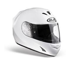Casco, Helmet HJC FG-15 Blanco T: L