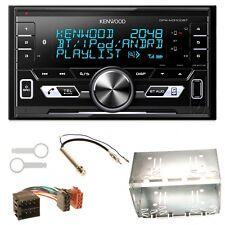 Kenwood DPX-M3100BT Bluetooth  USB MP3 Einbauset für Golf 4 Passat Polo Ibiza 6L