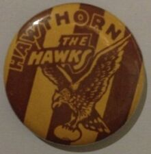 VFL/AFL COLLECTABLE BADGES HAWTHORN HAWKS