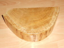 Eichenholz Regal Wandregal Konsole 29x17cm Eiche Voll Holz EINZELSTÜCK