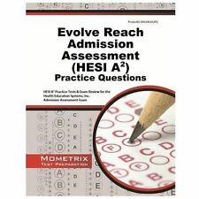 EVOLVE REACH ADMISSION ASSESSMENT HESI A2 PRACTICE QUESTIONS - MOMETRIX MEDIA (C