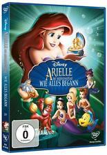 Arielle, die Meerjungfrau - Wie alles begann - DVD  - Walt Disney - Neu/Ovp