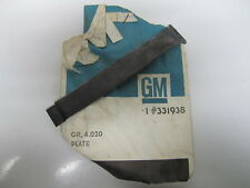 73-80 Vega Monza Skyhawk Transmission Control Indicator Plate NOS 331938