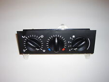 Renault 19 mk2, heater controls, Chamade, 16v