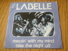 """Labelle-giocare """"con la mia mente PS 7"""" in vinile"""