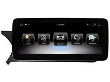 "Mercedes Benz W204 C Class NTG4 10,25"" Android 7.1 Touchscreen GPS Navigation SD"