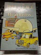 British Airway 1977 Dilbert at Heathrow Children's Book