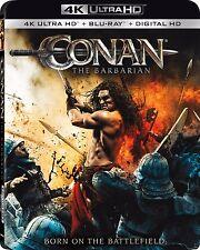 Conan the Barbarian (4K Ultra HD)(UHD)(Atmos)