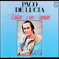 Paco de Luc a, Paco de Lucía, De Lucia, Paco - Entre Dos Aguas [New CD]