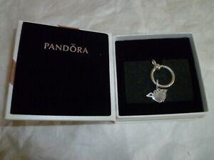 Pandora Silver Heart Necklace