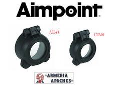AIMPOINT TAPPO PROTEZIONE OTTICA FLIP-UP REAR FRONT COVER COMP C3 9000 SIGHT
