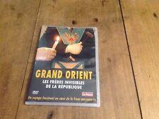 Grand Orient Les Frères Invisibles De La République En DVD .