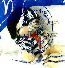 """2005 NIP 7 1/2"""" Build a Bear McDonalds Hamburglar Plush Toy"""