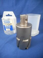 "NEW Champion RotoBrute CT200 1-13/16"" Carbide Tipped Annular Cutter 2"" Depth Bit"