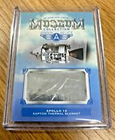 Apollo 15 Thermal Blanket 2019 UD Goodwin Museum Collection- Aviation Relic A15