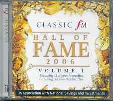 CLASSIC FM HALL OF FAME 2006 VOL 1 / MAXIM VENGEROV, KURT MASUR, ANDREW DAVIS ++